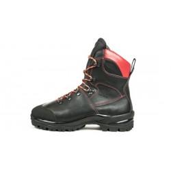 Chaussures en cuir OREGON WAIPOUA pour tronçonneuse classe 1